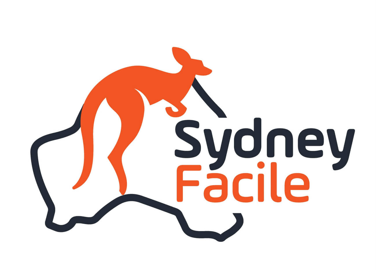 australie logo sydney facile