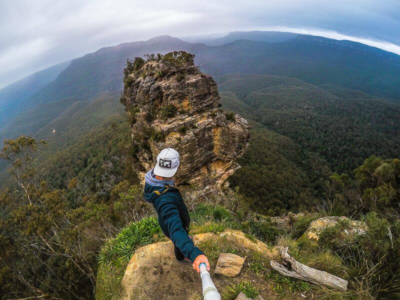 road trip cote est australie blue mountains