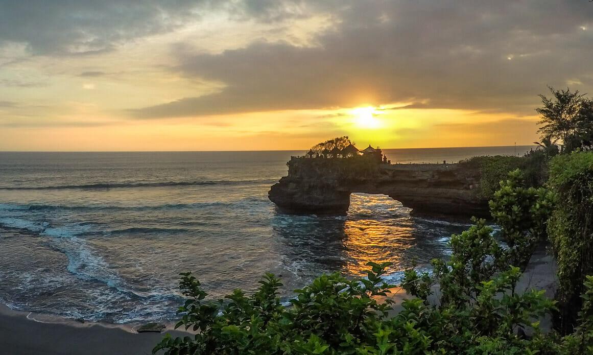 voyage indonesie tanah lot temple bali