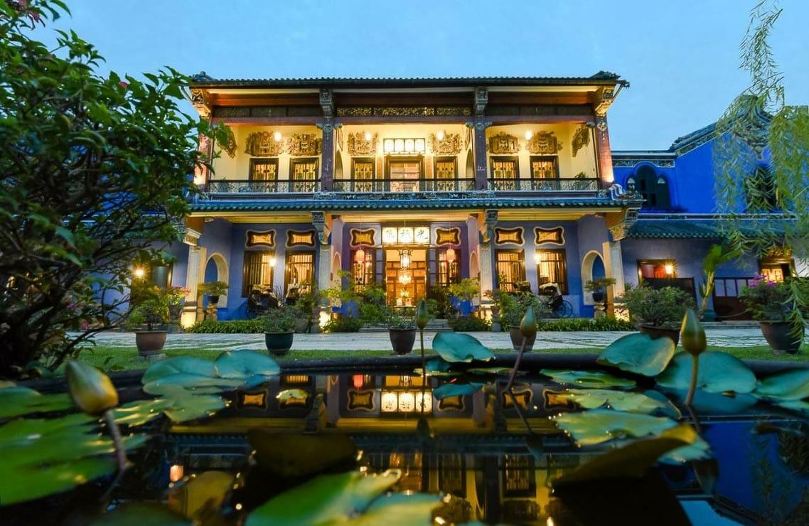 Cheong Fatt Tze Mansion Georgetown Penang
