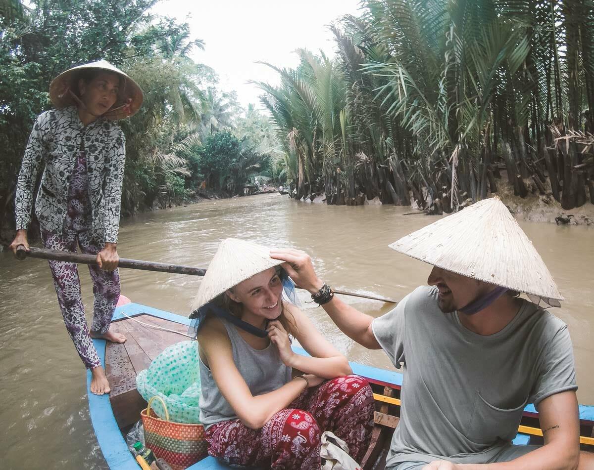 excursion delta mekong itineraire vietnam