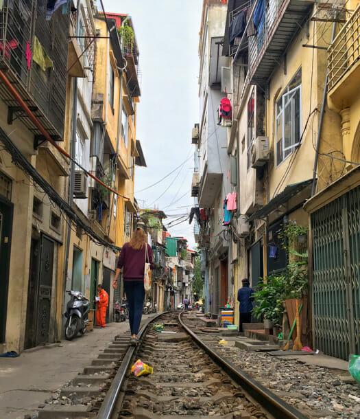 hanoi itineraire vietnam