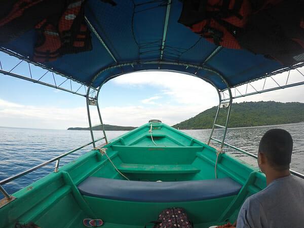 ile perhentian voyage malaisie