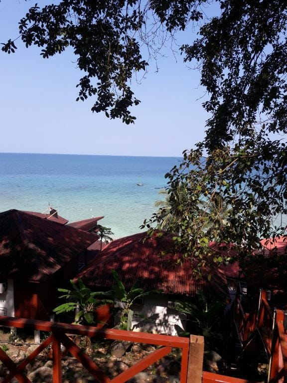 iles perhentian malaisie bungalow