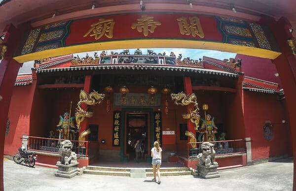 que faire chinatown kuala lumpur