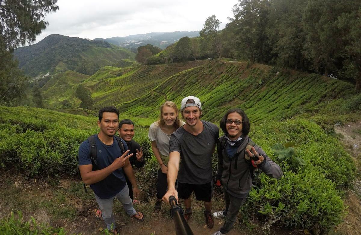 rencontre malaisie cameron highlands