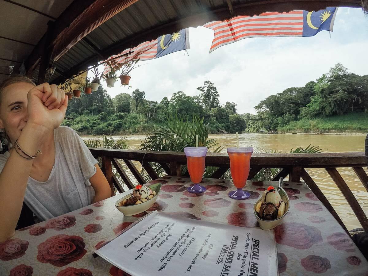 restaurant taman negara malaisie
