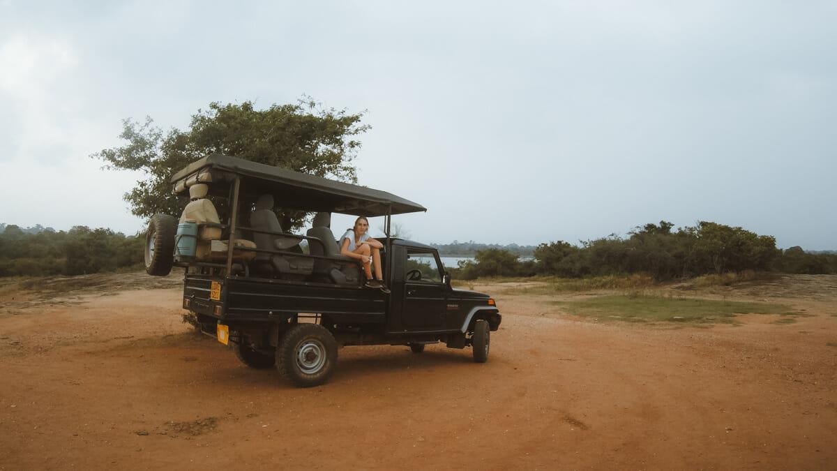 que faire sri lanka safari udawalawe