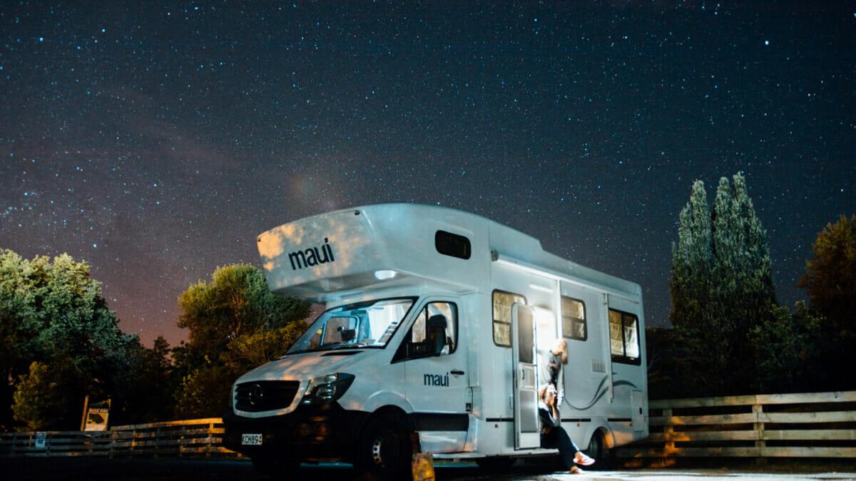 location camping-car nouvelle zelande