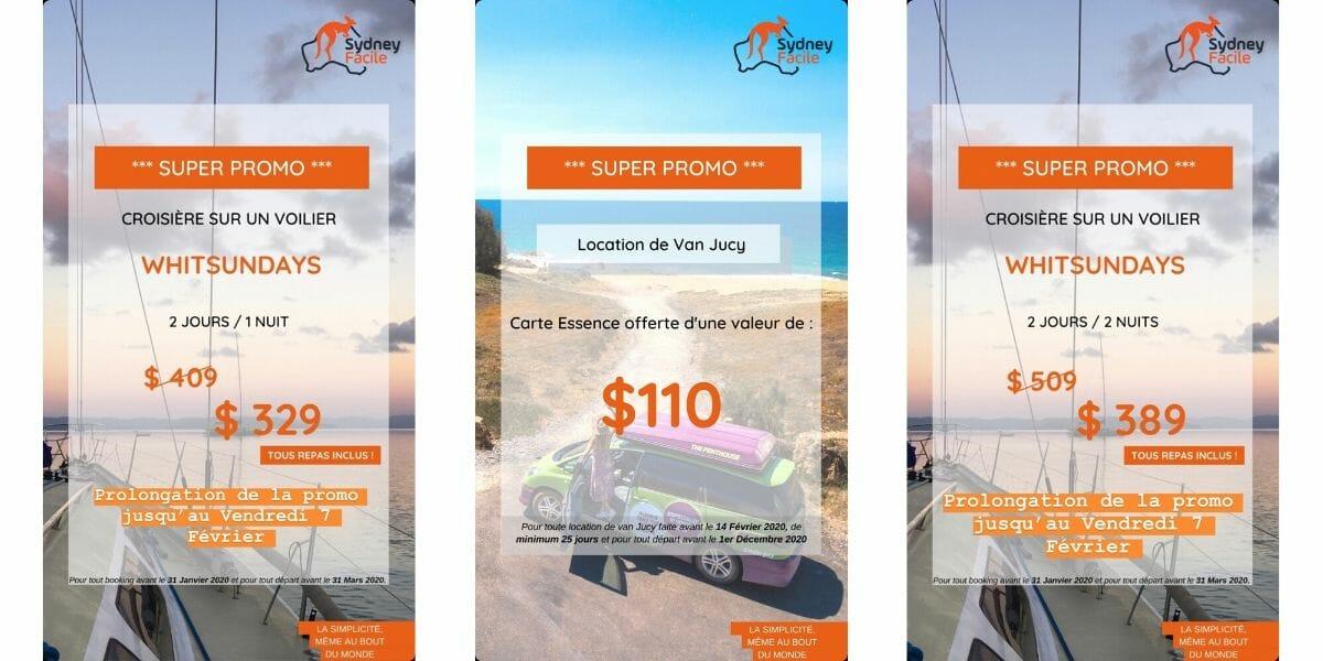 promo voyage australie sydney facile