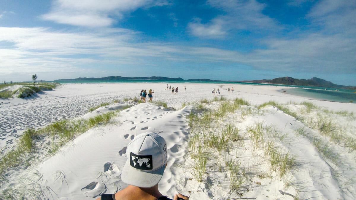 whithaven beach whitsundays island