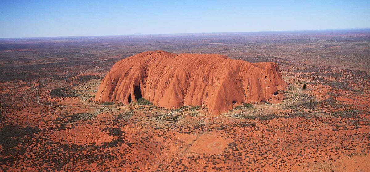 uluru ayers rock voyage australie