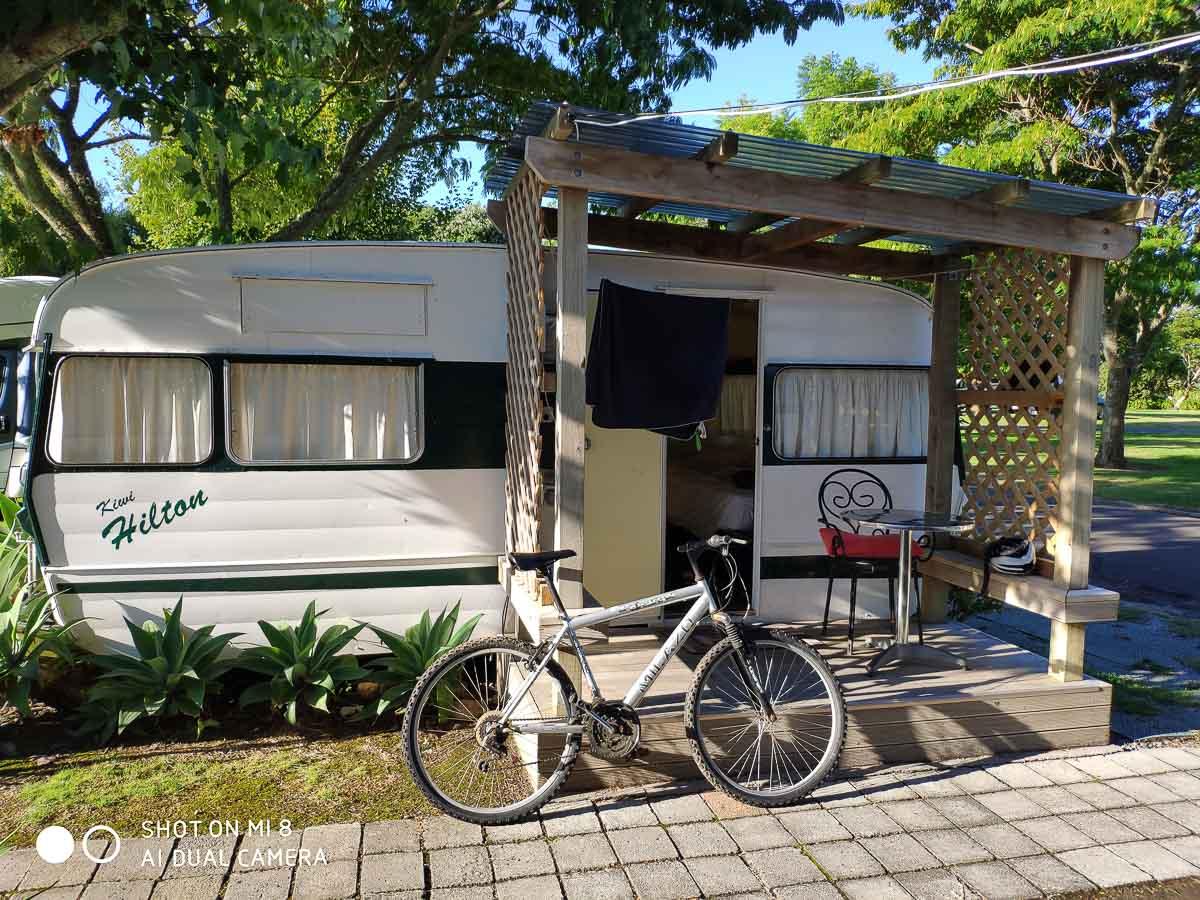vivre en nouvelle zelande caravane