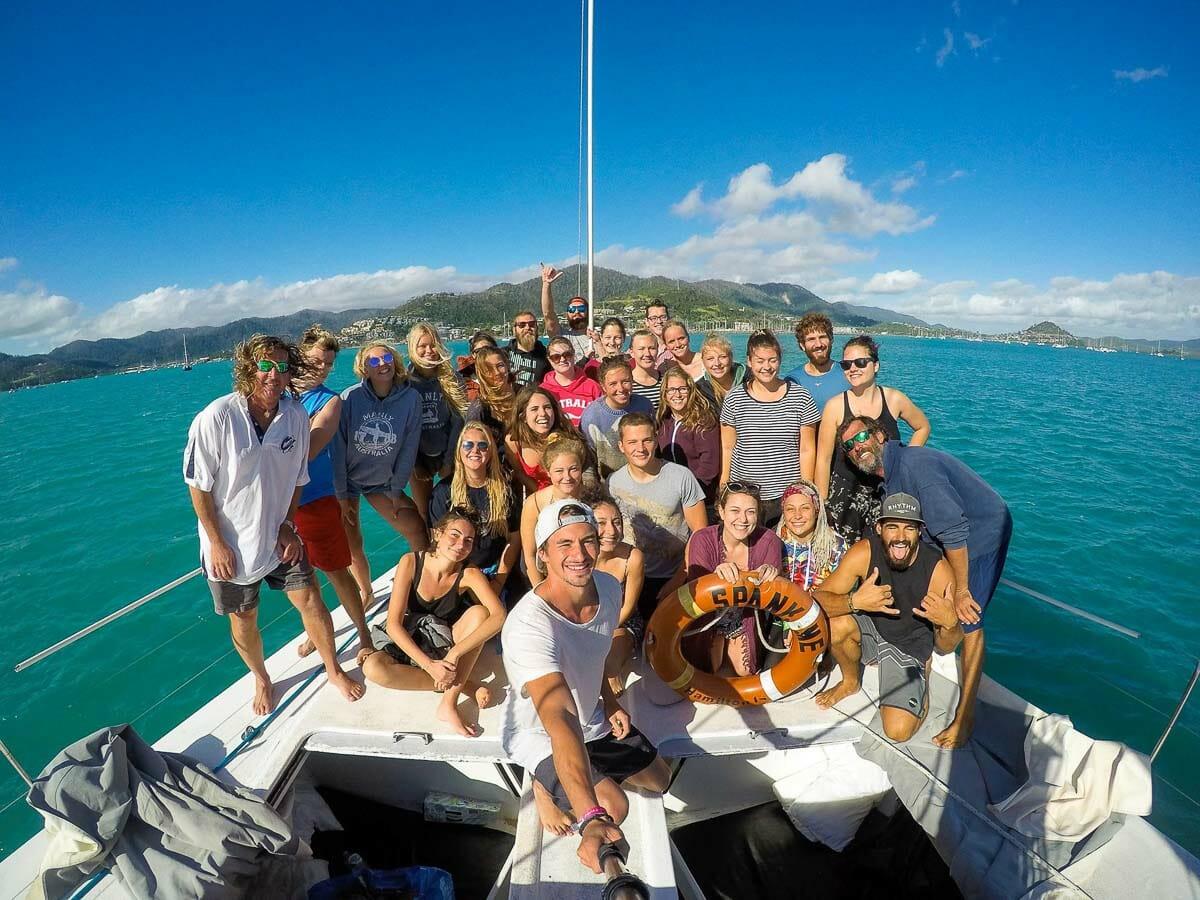 voyage australie iles whitsundays