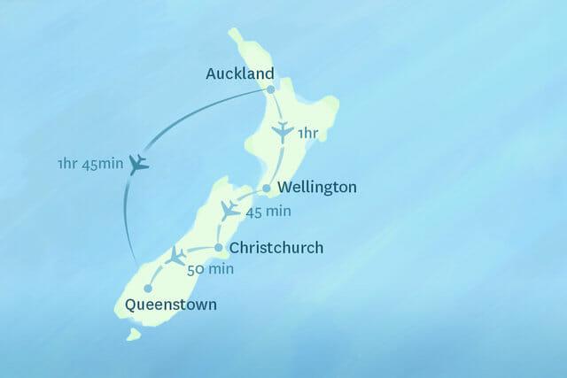aéroports nouvelle-zelande