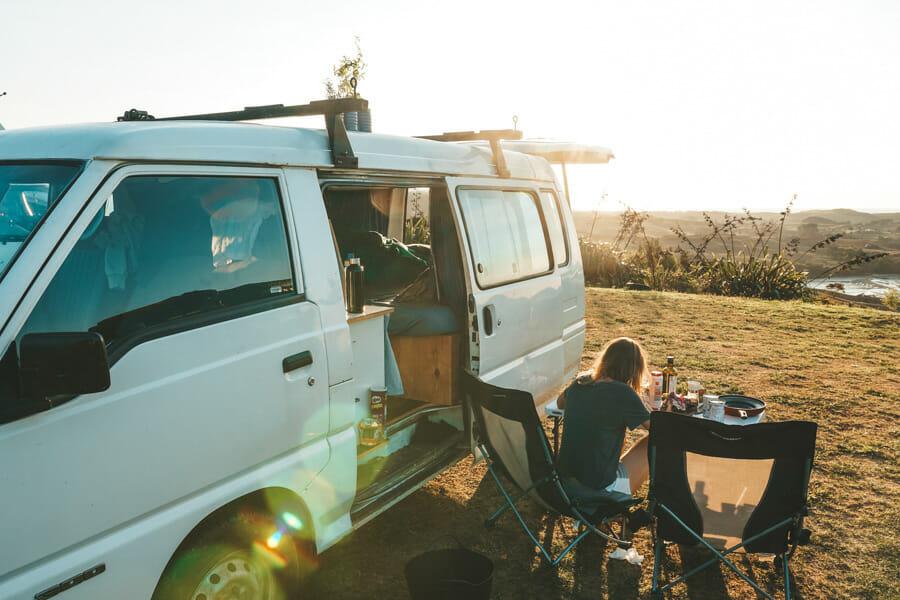 voyager en camping car nouvelle zelande