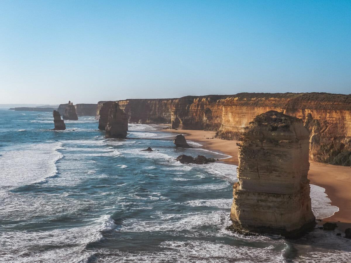 great ocean road melbourne australie