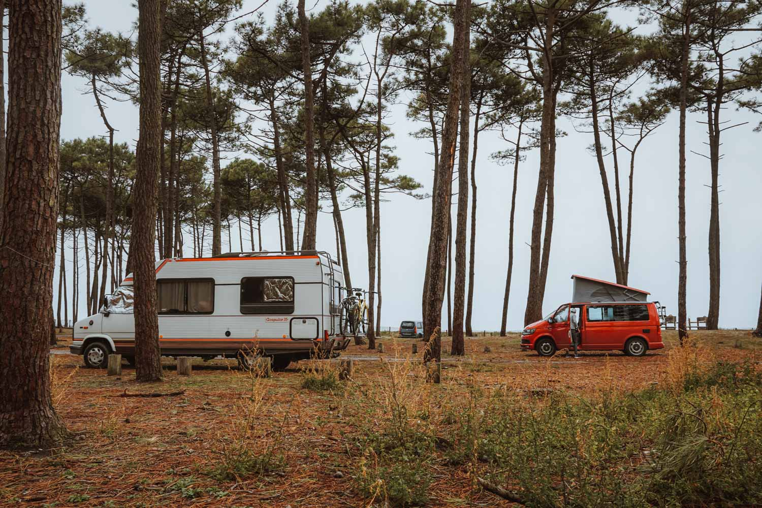 camping sud ouest france plage