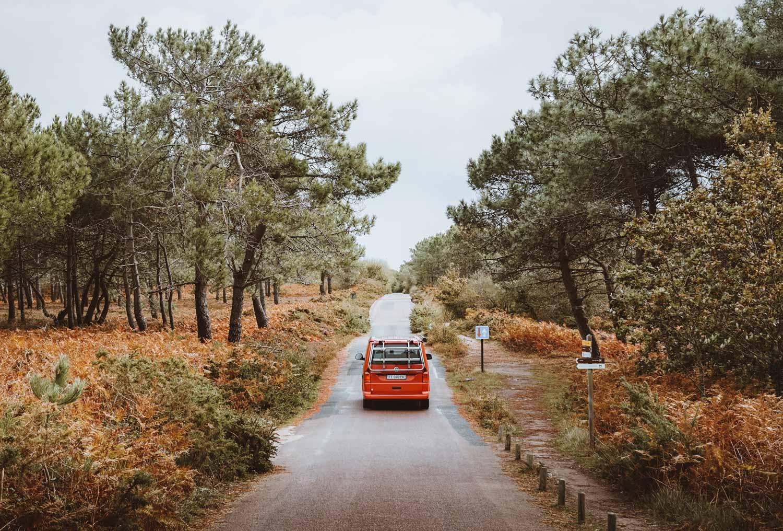 cote ouest france road trip atlantique