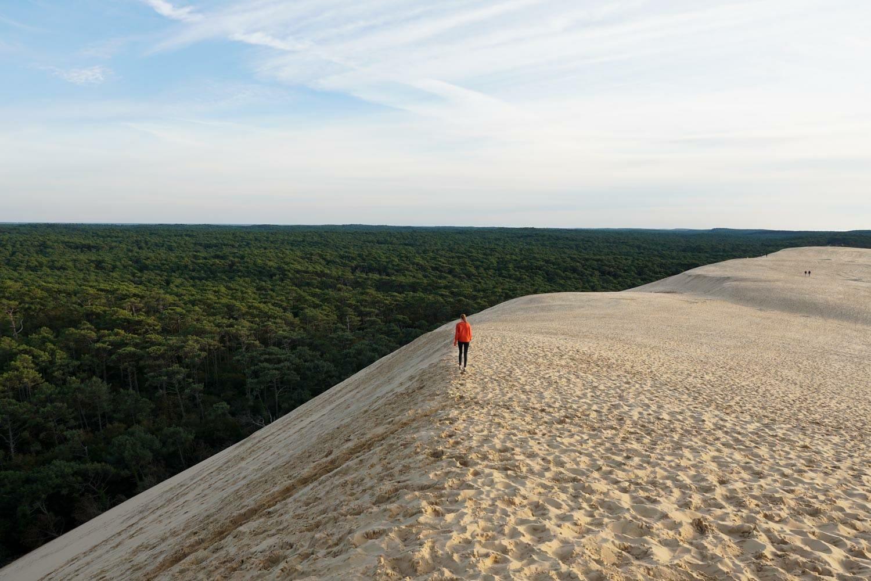 dune du pilat road trip gironde