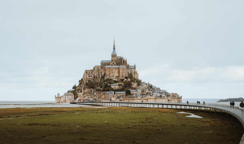 visiter mont saint michel blog voyage