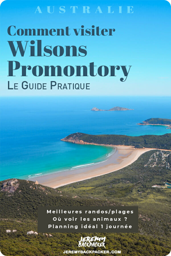 visiter wilsons promontory national park
