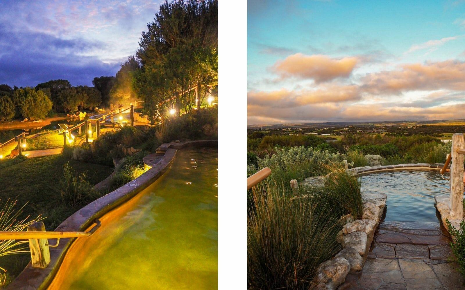 hot springs mornington peninsula