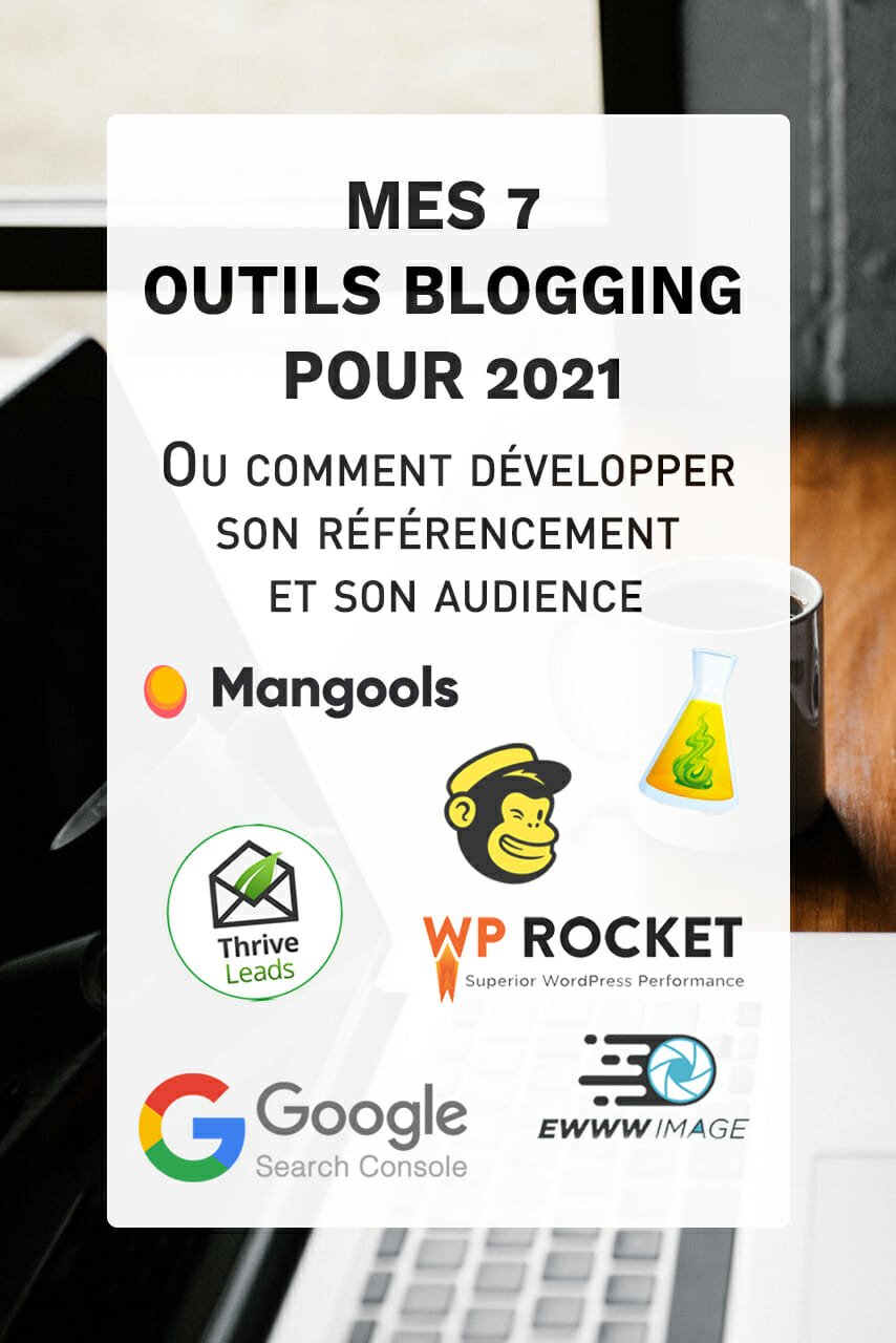 outils blogging referencement seo pinterest