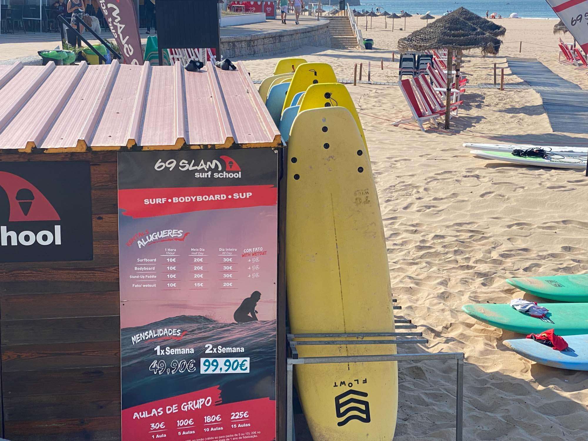 tarif-surf-cascais-plage
