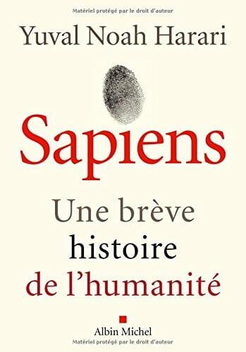 livres sapiens humanité